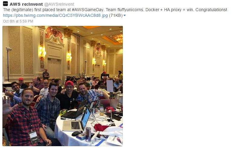 twitter-aws-gameday-tweet